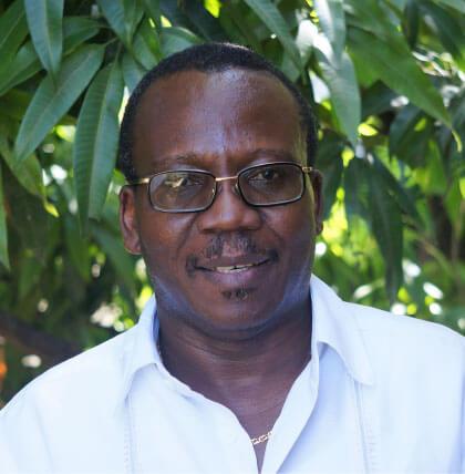 Dr Ludzen D. Sylvestre